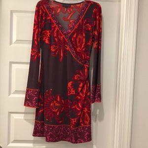 70's inspired dress.